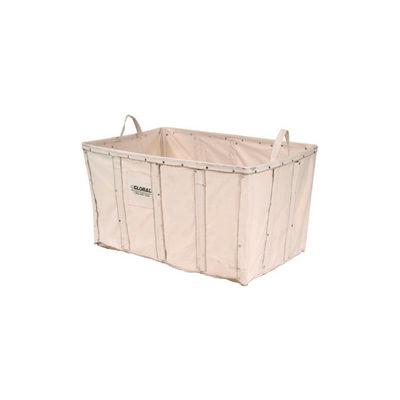 Replacement Liner for Best Value 12 Bushel Canvas Basket Bulk Truck