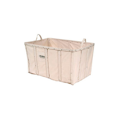 Replacement Liner for Best Value 20 Bushel Canvas Basket Bulk Truck