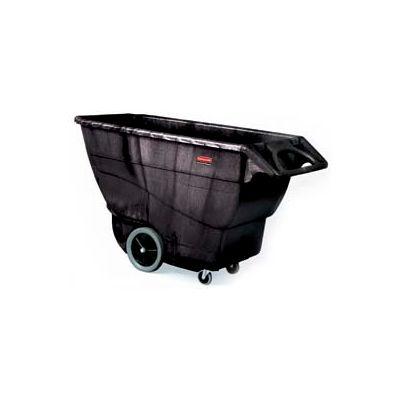 Rubbermaid® 9T16 1 Cu. Yd. Structural Foam Plastic Tilt Truck