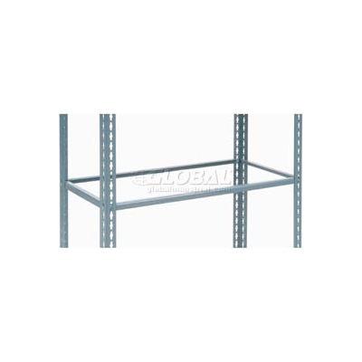 "Additional Shelf Level Boltless 36""W x 12""D - Gray"