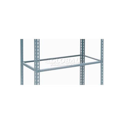 "Additional Shelf Level Boltless 36""W x 18""D - Gray"