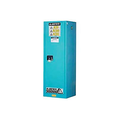 Acid Corrosive Cabinet Manual Single Door Vertical Storage