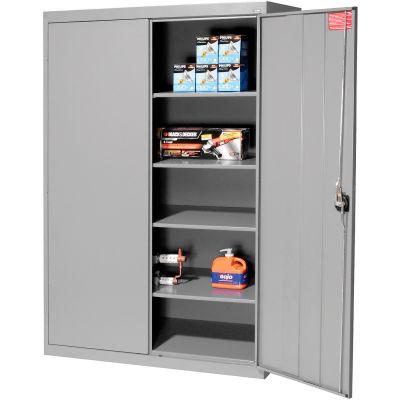 Sandusky Elite Series Storage Cabinet EA4R462472 - 46x24x72, Gray