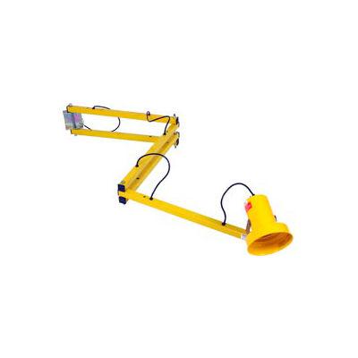 "Triple Arm Dock Light with 90"" L Reach"