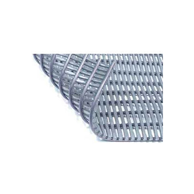 "NoTrax® Safety Grid™ Drainage Mat 1/2"" Thick 3' x Up to 40' Gray"