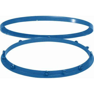 Pallet & Skid Carousel Turntable Rotating Ring 2000 Lb. Capacity