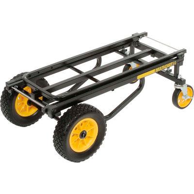 Multi-Cart® R10 Max 8-In-1 Convertible Hand Truck 500 Lb. Capacity