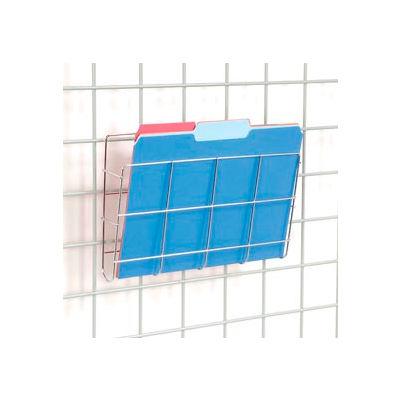 Nexel® Chrome Wire Document Holder