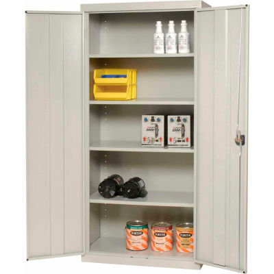 Sandusky Elite Series Storage Cabinet EA4R361878 - 36x18x78, Gray