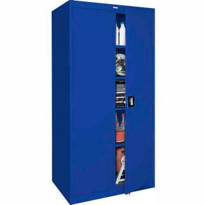 Sandusky Elite Series Storage Cabinet EA4R362472 - 36x24x72, Blue