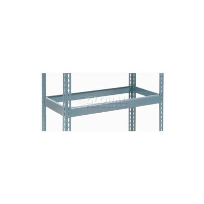 "Global Industrial™ Additional Shelf Level Boltless 48""W x 18""D - Gray"