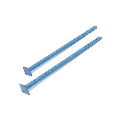 """Upright Kit 48""""H Pair - Blue"""