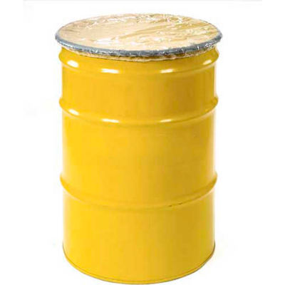 Protective Lining Corp. DC55 Elastic Polyethylene Drum Cover - Pkg Qty 100