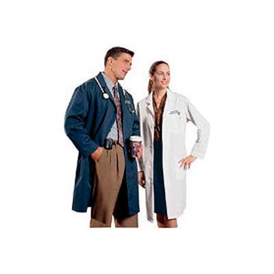 Unisex Lab Coat - White M