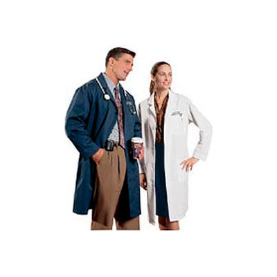 Unisex Lab Coat - White S