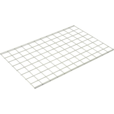 """Global Industrial™ Wire Mesh Deck 36""""Wx24""""D"""