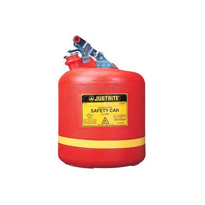 Safety Can Type 1 - Five Gallon Polyethylene, 14561