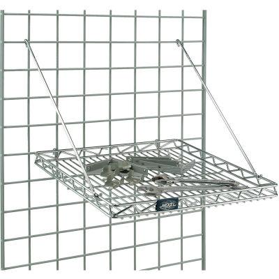 Global Industrial™ Chrome Wire Shelf 16 3/4 X 16 3/4