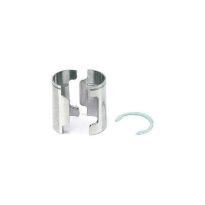 Nexel® Aluminum Shelf Clips with Retaining Ring - Set of 4