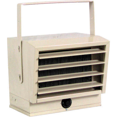 Berko® Institutional Convector Multi-Watt Unit Heater HUH524TA, 208/240v