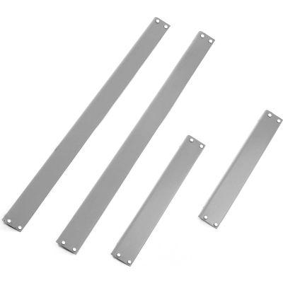 "Global Industrial™ Bulk Rack Shelf Without Deck 96""W x 24""D - Gray"