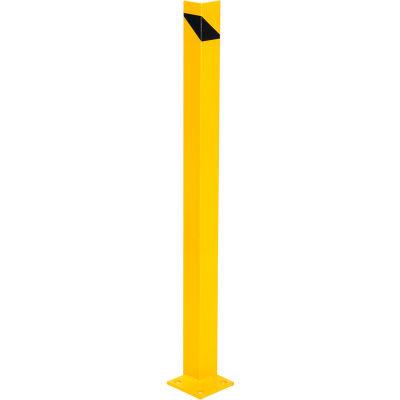 Overhead Door Track Protector 48 Inch High