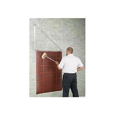 Cactus Mat 6481 Mat Washing Hinged Wall Rack