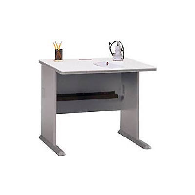 Desks | Office Collections | Bush Furniture Wood Office ...