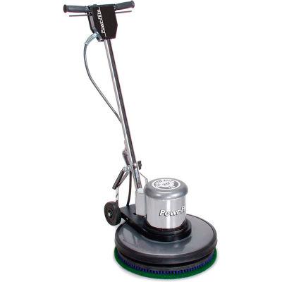 "Powr-Flite® Heavy Weight Style B Floor Machine, 20"" Cleaning Path"