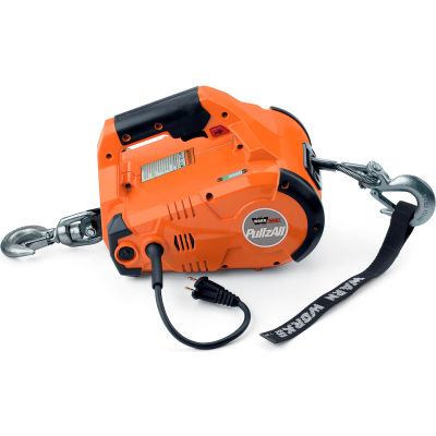 Warn® PullzAll™ 120V AC Electric Portable Pulling & Lifting Tool 885000