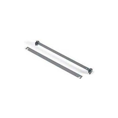 Global™ Front To Back Bars For Lateral Files - Set of 2