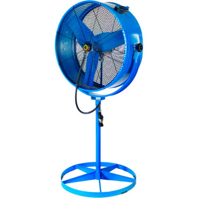 "Airmaster Fan 60031 30"" Evaporative Blower Pedestal Fan 8800CFM"