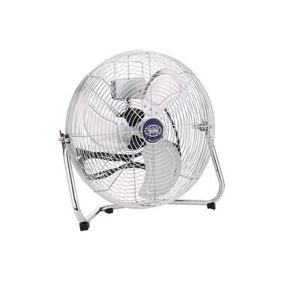 "18"" Industrial Floor Fan - 4550 CFM - 1/8 HP"