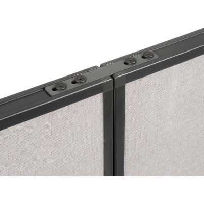 Straight Connector Kit For Office Partitions