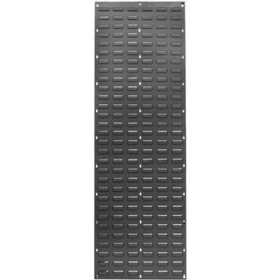 Global Industrial™ Louvered Wall Panel Without Bins 18x61 - Pkg Qty 2