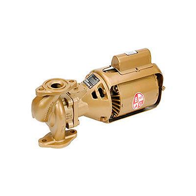 Bronze Body HV BNFI Pump 1/6 HP Single Phase