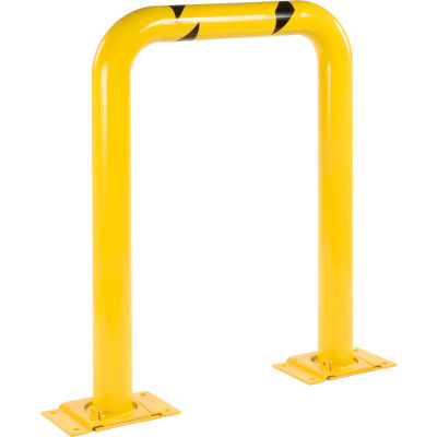 """Removable Steel Machinery Rack Guard 24""""H X 36"""" L"""