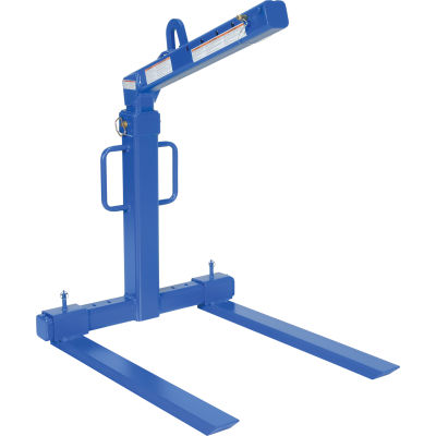 Overhead Load Lifter Fixed Forks OLF-2-42 2000 Lb. Cap.