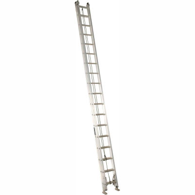 Louisville 36' Aluminum Extension Ladder - 300 lb Cap. - AE2236