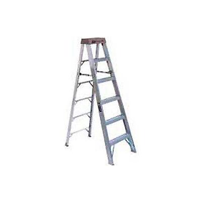 Louisville 10' Type 1A Aluminum Step Ladder - AS101-0