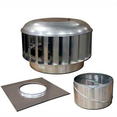Envira-North Hurricane™ Turbine Ventilator 24 Inch Variable Pitch Flue