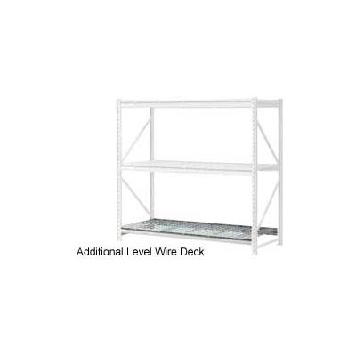 "Global Industrial™ Additional Level 72""W x 24""D Wire Deck"