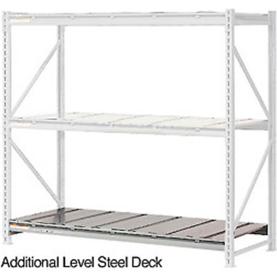 "Global Industrial™ Additional Level 60""W x 48""D Steel Deck"