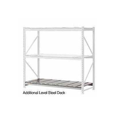 "Global Industrial™ Additional Level 72""W x 24""D Steel Deck"
