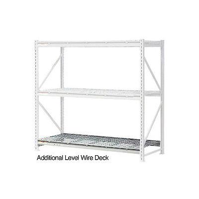 "Global Industrial™ Additional Level 96""W x 48""D Steel Deck"