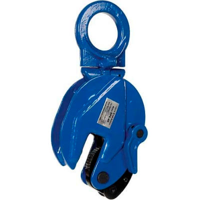 Vertical Plate Clamp Lifting Attachment EPC-40 4000 Lb. Capacity