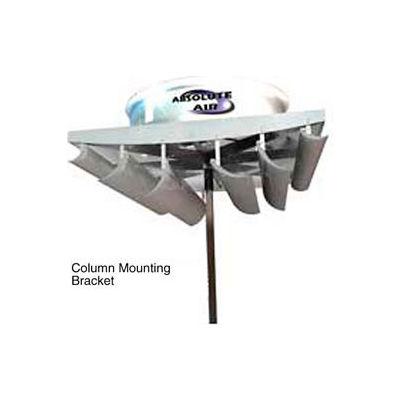 Envira-North Systems Pole Mounting Bracket EN060X1000 Tubular Steel