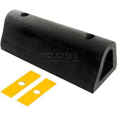 "Extruded Rubber Fender Bumper M-6-18 - 18""L x 6""W x 6""H"