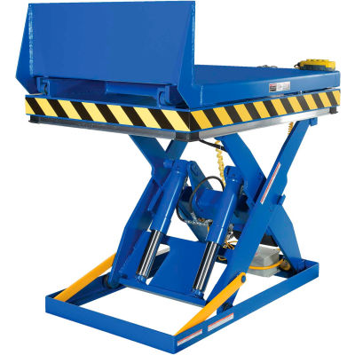 Lift & Tilt Scissor Table EHLTT-3648-4-47