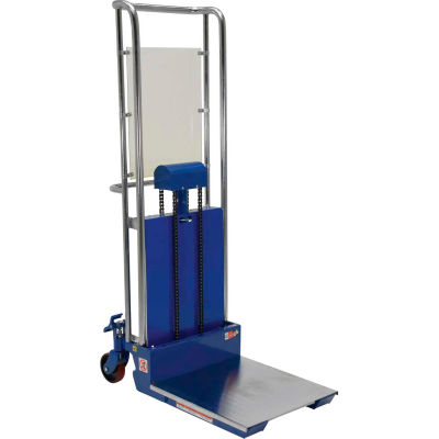 Hefti-Lift Hydraulic Lift-Positioner HYD-10 880 Lb. Capacity